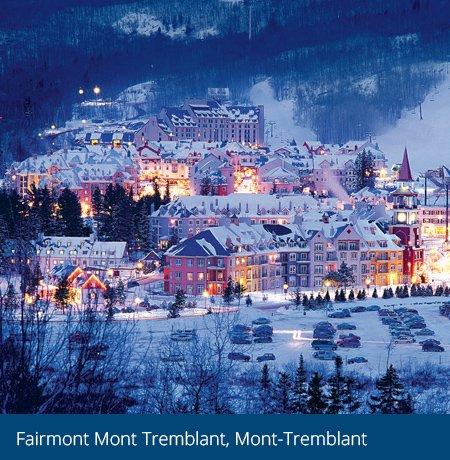 Fairmont Mont Tremblant