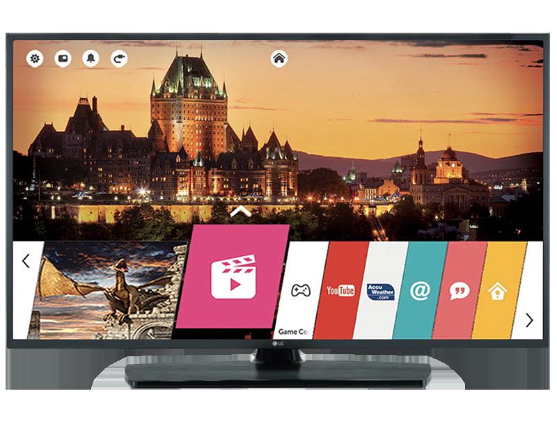 Commercial Lite TV's & Public Display