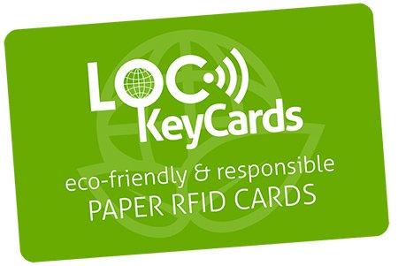 customisable Key Cards