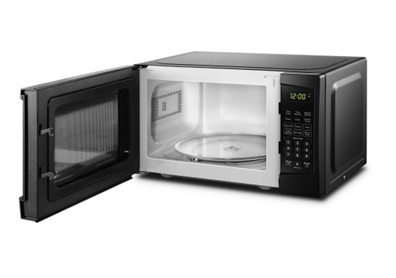Danby 1.1 cu.ft Black Microwave