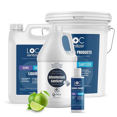 LOC Hand Sanitizer
